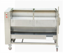 STW-908土豆毛刷清洗去皮机