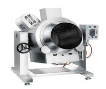 STWCGW1/2大型卧式炒菜机 多功能旋转炒菜机、商用大型自动炒