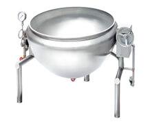 STWQC-250可倾蒸汽旋转炒锅、蒸汽型可倾式炒锅 中央厨房炒锅