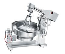 STW-CG300L自动搅拌炒菜机、自动搅拌燃气炒锅 行星搅拌炒锅
