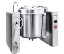 STWQG-H500L豪华型蒸汽夹层锅、蒸汽型夹层锅 大型可倾式蒸汽