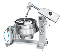 STWZDCG-200L自动搅拌炒菜机 自动搅拌燃气炒锅 行星搅拌炒锅